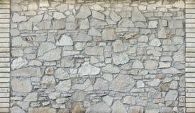 Предпосылка каменной стены Стоковое Изображение RF