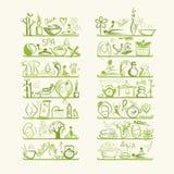 按摩和温泉概念,您的背景 免版税库存照片