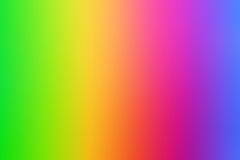 五颜六色的彩虹颜色抽象背景纹理  库存图片