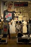 Магазин моды Стоковое Фото