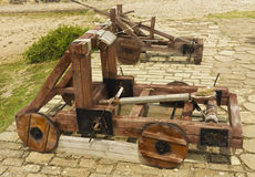 古老武器 库存照片