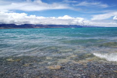 Озеро плато Стоковое Фото