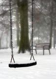 χειμώνας ταλάντευσης Στοκ εικόνες με δικαίωμα ελεύθερης χρήσης