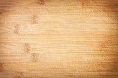 老难看的东西木切口厨房书桌板 免版税库存图片