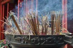 Ручки ладана Стоковая Фотография RF