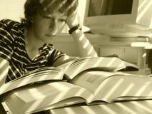μεγάλα βιβλία Στοκ Φωτογραφίες
