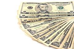 деньги Стоковое Изображение
