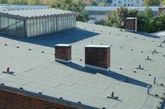 屋顶 免版税库存图片