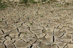 Сухая почва Стоковая Фотография