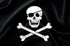 标志海盗 免版税库存照片