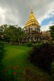 清迈,北泰国 图库摄影