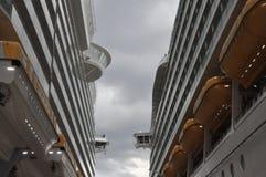 海的海&水手的皇家加勒比的魅力 免版税库存图片
