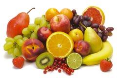 混杂的果子 免版税图库摄影