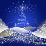 Предпосылка рождества Стоковое Изображение RF