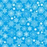 Χειμερινό υπόβαθρο Στοκ εικόνες με δικαίωμα ελεύθερης χρήσης