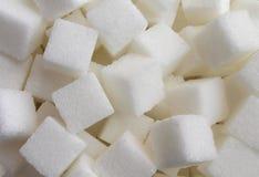 糖立方体 库存图片