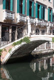Городской пейзаж Венеции Стоковые Фотографии RF