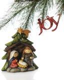 Χαρά Χριστουγέννων Στοκ εικόνες με δικαίωμα ελεύθερης χρήσης