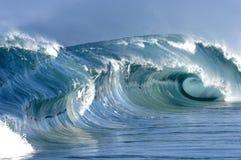 гигантская волна Стоковое Изображение