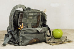 Рюкзак Стоковое фото RF