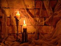Натюрморт хеллоуина Стоковые Фото