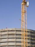 κατασκευή του αερίου εμπορευματοκιβωτίων Στοκ Φωτογραφία