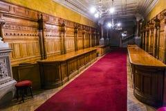 Παλαιά Όπερα κρατικών οπερών Στοκ Εικόνες