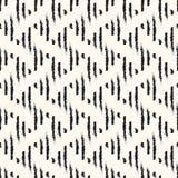 无缝的几何种族样式。 免版税库存图片