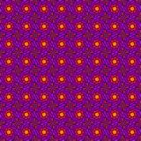紫色七十样式 免版税图库摄影