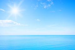 Голубое небо Стоковые Фото