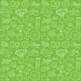 Картина овощей Стоковые Изображения RF