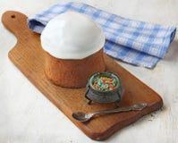 烘烤的装饰糖装饰 免版税库存照片