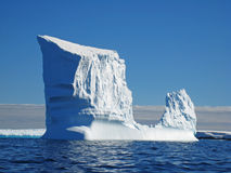 скульптура айсберга Стоковая Фотография