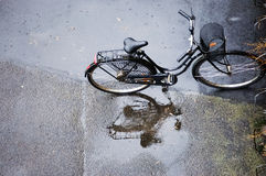 Дождливый день Стоковая Фотография RF