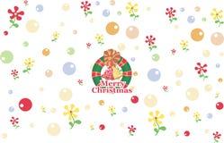 圣诞节背景 图库摄影