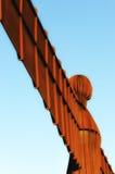 北部的天使 免版税库存照片