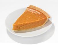 Пирог тыквы Стоковые Изображения RF