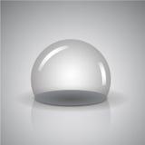 空的球形 图库摄影