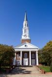 马里兰大学教堂 库存照片