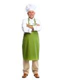 厨师人。 免版税库存图片