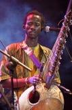 Παραδοσιακοί μουσικοί. Στοκ Εικόνες