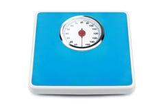 重量标度 库存图片