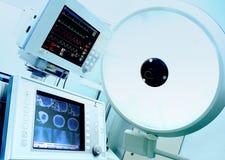 在手术的医疗技术 免版税库存照片