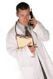 回答您专业人员的问题 免版税库存图片
