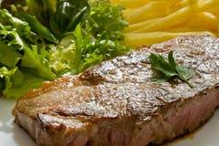 μπριζόλα βόειου κρέατος Στοκ Φωτογραφίες