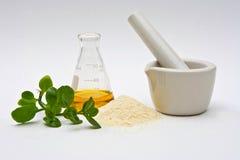 χημεία καθαρή Στοκ φωτογραφία με δικαίωμα ελεύθερης χρήσης