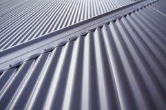 Крыша олова Стоковое Фото