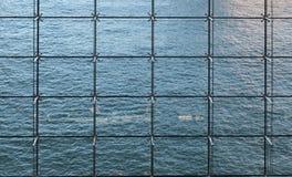 Τοίχος κουρτινών Στοκ Φωτογραφίες