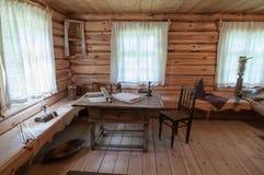 博物馆苏沃洛夫的内部 库存图片