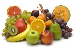 Φρέσκα μικτά φρούτα Στοκ εικόνα με δικαίωμα ελεύθερης χρήσης